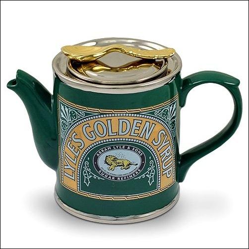 Английские чайные мастера 15