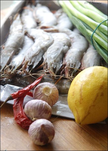 Отличный рецепт приготовления креветок по-португальски