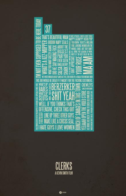 Типографика от Jerod Gibsons