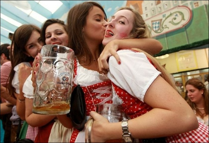 200 лет пивному фестивалю Октоберфест 3