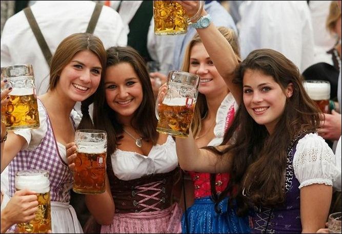 200 лет пивному фестивалю Октоберфест 24