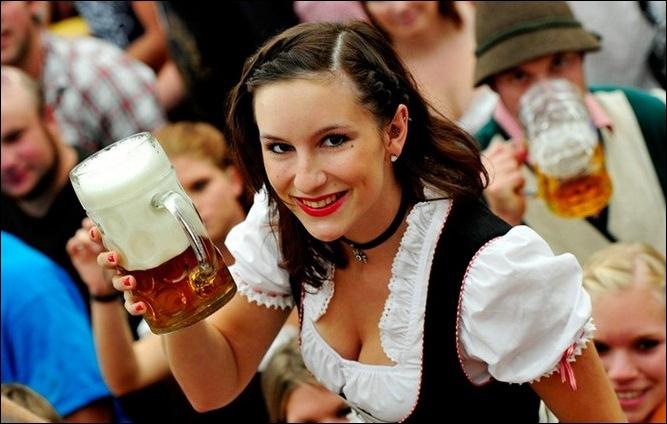 200 лет пивному фестивалю Октоберфест 1