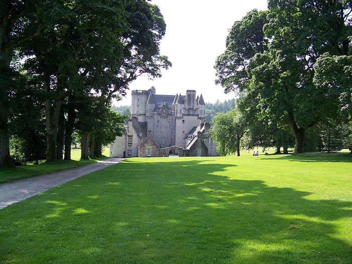 Замок Фрейзер (Castle Fraser) 53956