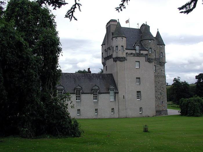 Замок Фрейзер (Castle Fraser) 50063