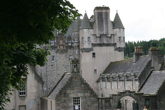 Замок Фрейзер (Castle Fraser) 94044