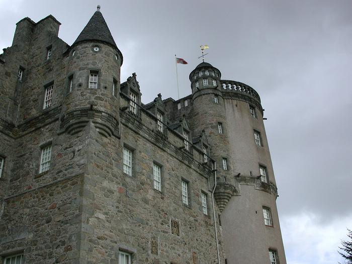 Замок Фрейзер (Castle Fraser) 34896