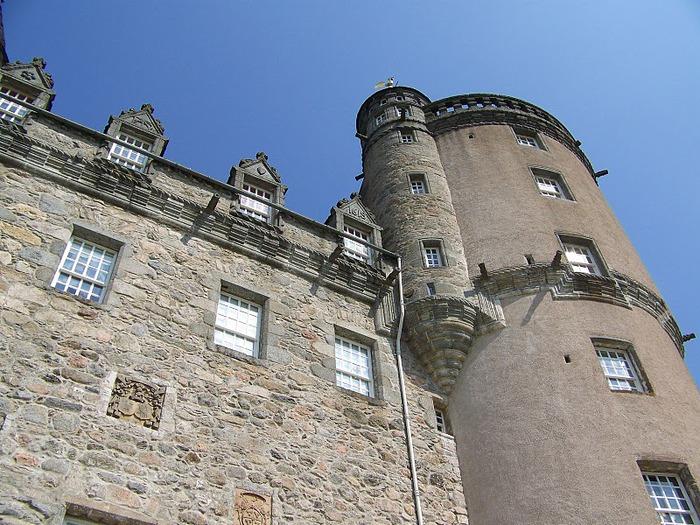 Замок Фрейзер (Castle Fraser) 44744