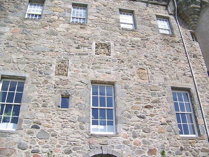 Замок Фрейзер (Castle Fraser) 51434