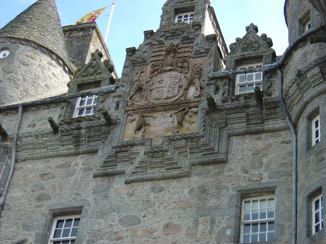 Замок Фрейзер (Castle Fraser) 58857
