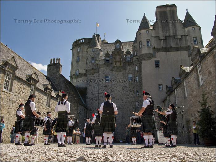Замок Фрейзер (Castle Fraser) 76604