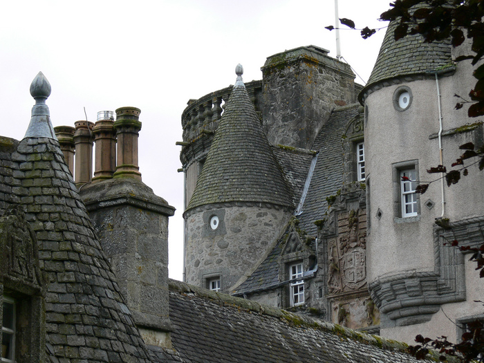 Замок Фрейзер (Castle Fraser) 21825