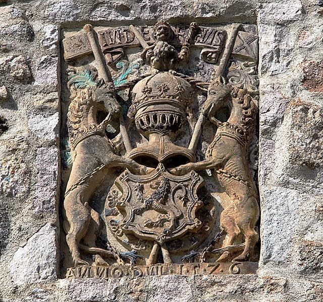 Замок Фрейзер (Castle Fraser) 97097