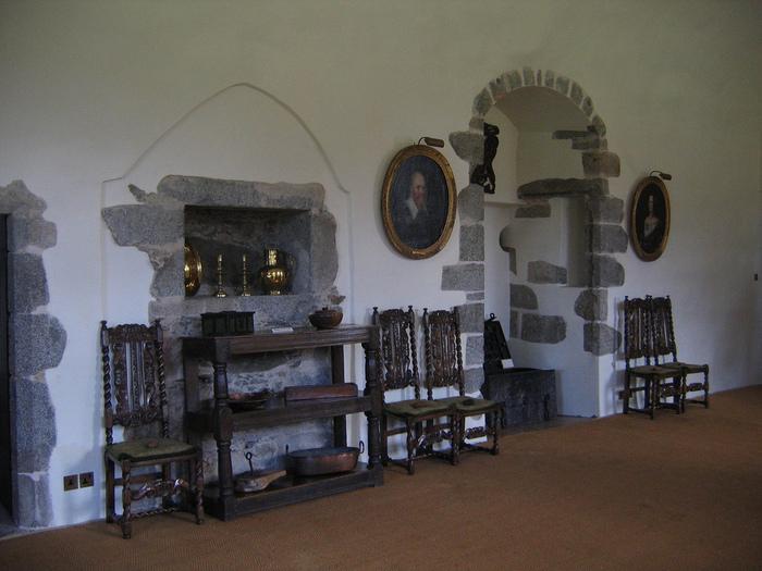 Замок Фрейзер (Castle Fraser) 43127