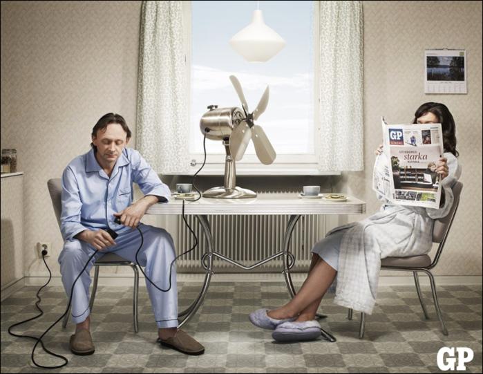 Шведский дуэт дизайнеров, студия Aorta