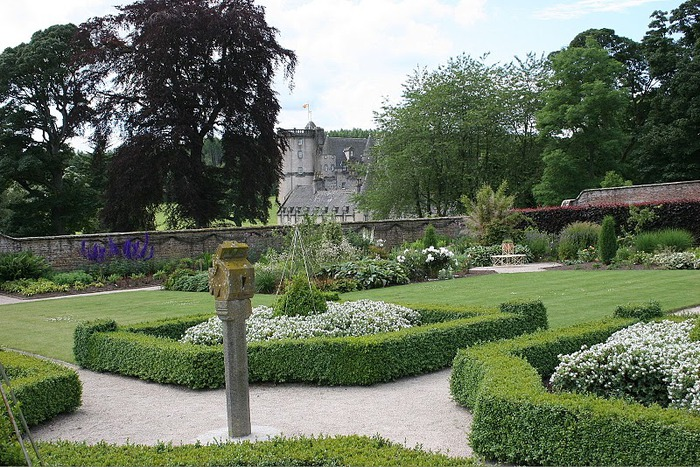 Замок Фрейзер (Castle Fraser) 82198