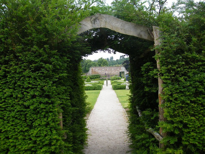 Замок Фрейзер (Castle Fraser) 58989