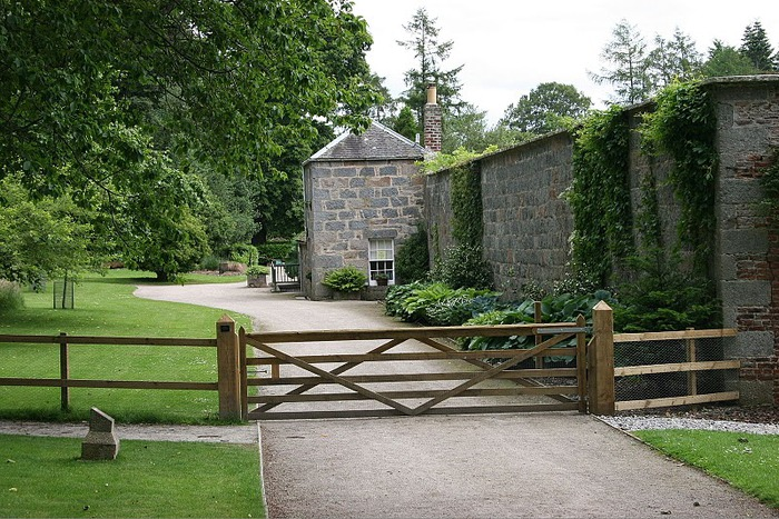 Замок Фрейзер (Castle Fraser) 89853