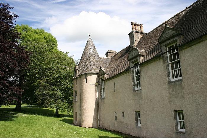 Замок Фрейзер (Castle Fraser) 82643