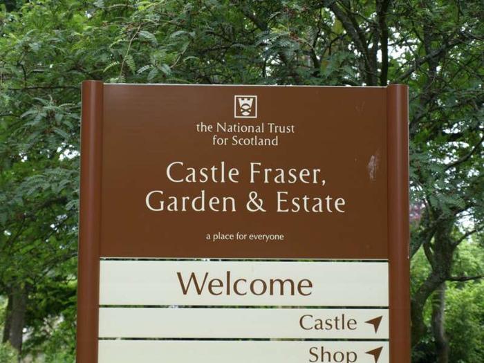 Замок Фрейзер (Castle Fraser) 15196