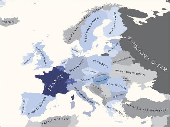 Стереотипы взаимоотношений между странами 2