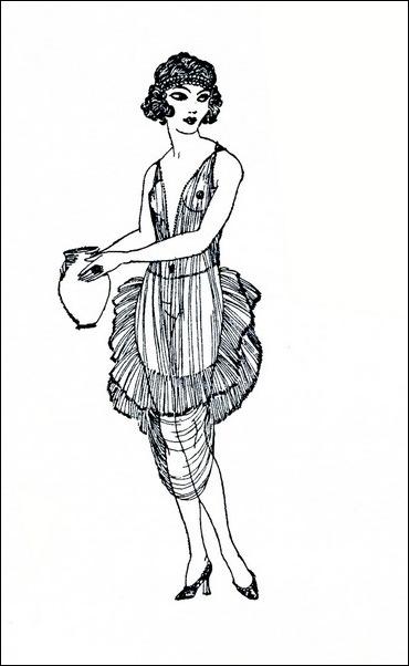 Картинки иллюстрации к Рубаи Омара Хайяма английского иллюстратора Рональда Бэлфура(подтекстные рисунки)  9