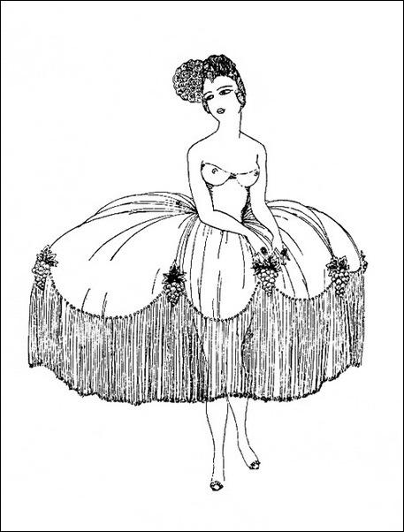 Картинки иллюстрации к Рубаи Омара Хайяма английского иллюстратора Рональда Бэлфура(подтекстные рисунки)  10
