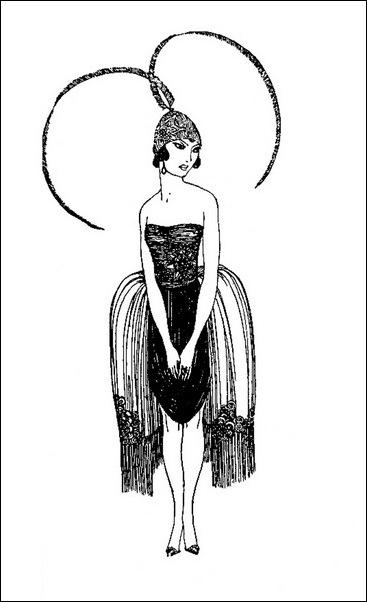 Картинки иллюстрации к Рубаи Омара Хайяма английского иллюстратора Рональда Бэлфура(подтекстные рисунки)  12