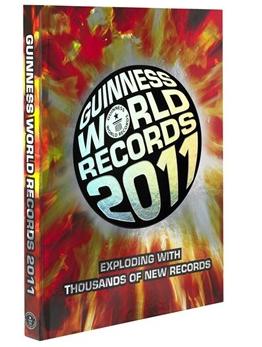 Книга рекордов Гиннеса – животные рекордсмены