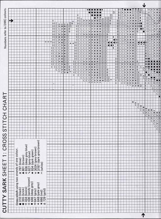 CCS263 Cutty Sark_chart01 (513x699, 93 Kb)
