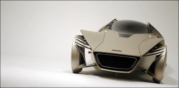 Концепт Audi One 8