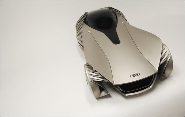 Концепт Audi One 10
