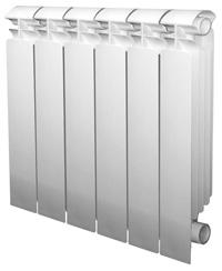 Секционный биметаллический радиатор GLOBAL Sfera