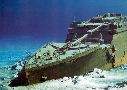 Титаник. Обсуждение на