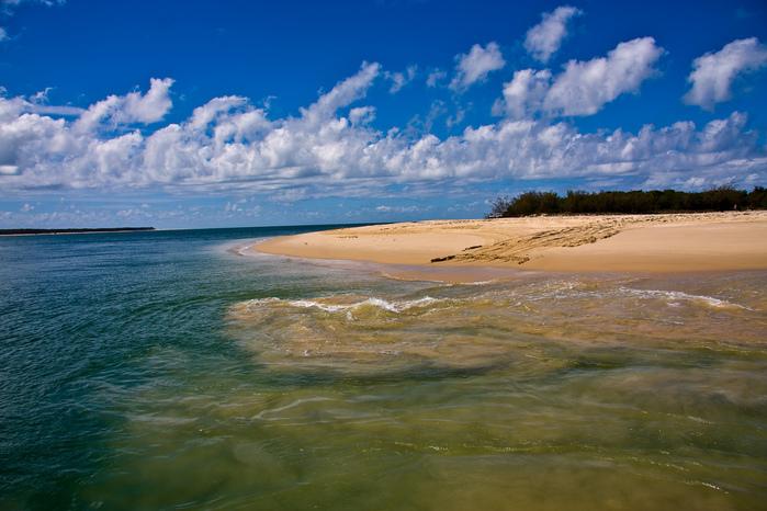 Oстров Фрейзер — объект всемирного достояния человечества и самый большой песчаный остров в мире. 29881