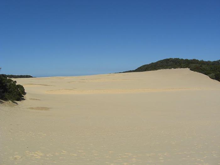 Oстров Фрейзер — объект всемирного достояния человечества и самый большой песчаный остров в мире. 55399