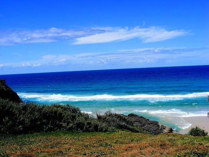 Oстров Фрейзер — объект всемирного достояния человечества и самый большой песчаный остров в мире. 24294
