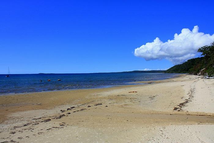 Oстров Фрейзер — объект всемирного достояния человечества и самый большой песчаный остров в мире. 61422
