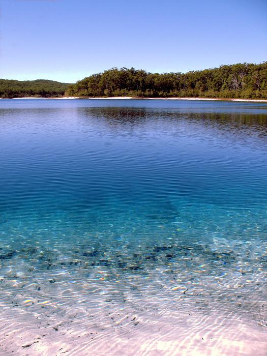 Oстров Фрейзер — объект всемирного достояния человечества и самый большой песчаный остров в мире. 28195
