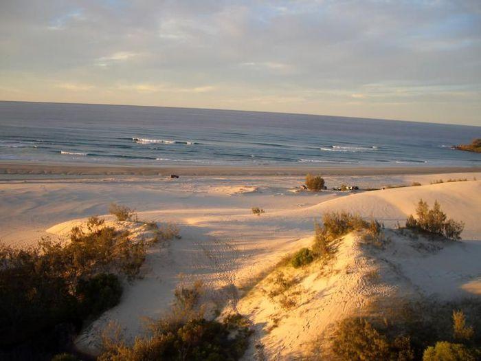 Oстров Фрейзер — объект всемирного достояния человечества и самый большой песчаный остров в мире. 42437