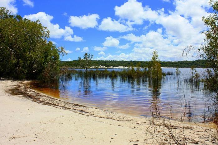 Oстров Фрейзер — объект всемирного достояния человечества и самый большой песчаный остров в мире. 45803