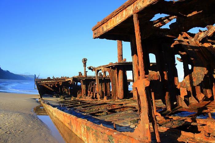 Oстров Фрейзер — объект всемирного достояния человечества и самый большой песчаный остров в мире. 93995
