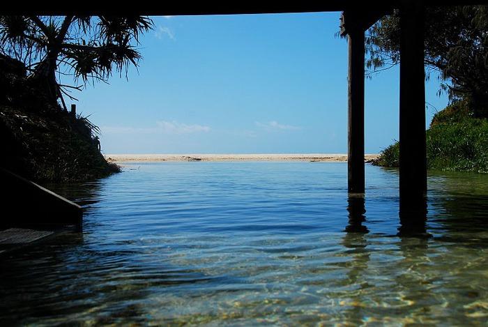 Oстров Фрейзер — объект всемирного достояния человечества и самый большой песчаный остров в мире. 23041