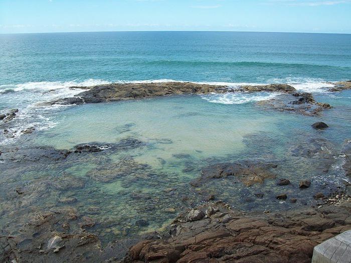 Oстров Фрейзер — объект всемирного достояния человечества и самый большой песчаный остров в мире. 81945