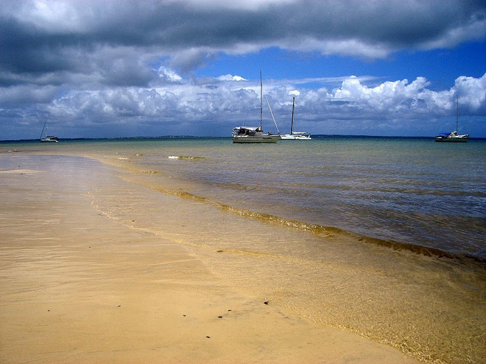 Oстров Фрейзер — объект всемирного достояния человечества и самый большой песчаный остров в мире. 74557