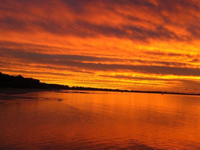 Oстров Фрейзер — объект всемирного достояния человечества и самый большой песчаный остров в мире. 92630