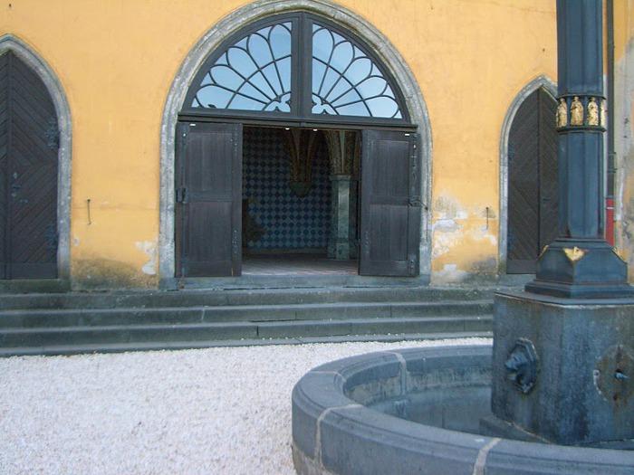 Рейнская жемчужина -Замок Штольценфельс 28371