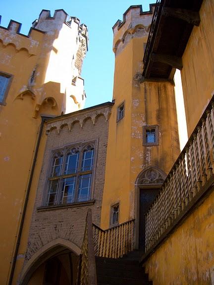 Рейнская жемчужина -Замок Штольценфельс 84968
