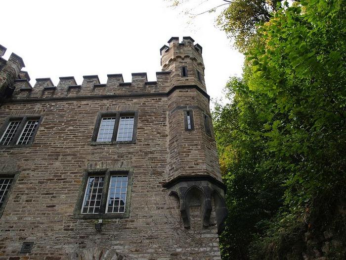 Рейнская жемчужина -Замок Штольценфельс 62896