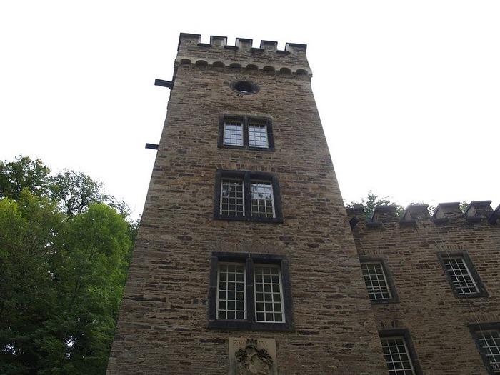 Рейнская жемчужина -Замок Штольценфельс 29819