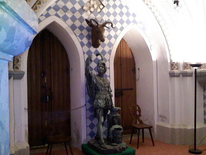 Рейнская жемчужина -Замок Штольценфельс 90357